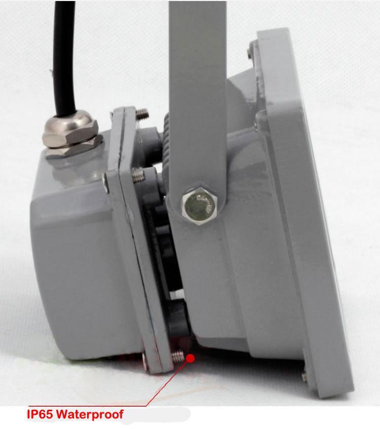 AC 12 V 24 V 10W LED Outdoor Flood Light Niskie napięcie Lighting Oświetlenie LED Oświetlenie Wodoodporna IP65 z wysokim chipem Lumen Bridgelux