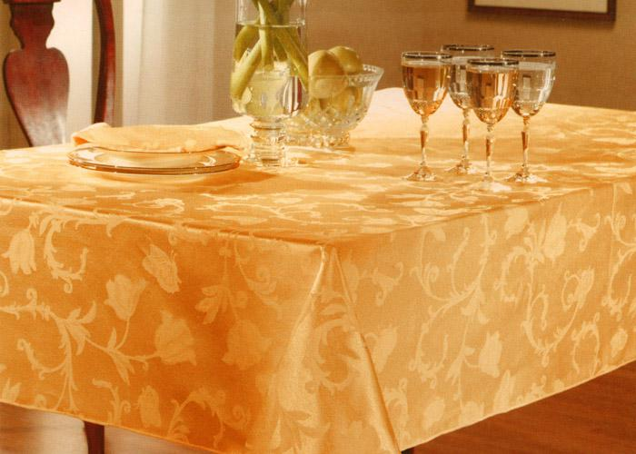 Golden Yellow Jacquard Tablecloths Wedding Tablecloths Dinner Tablecloths  First Quality #015 Paper Table Cloths Vinyl Table Cloth From  Sunshinechinaseller, ...