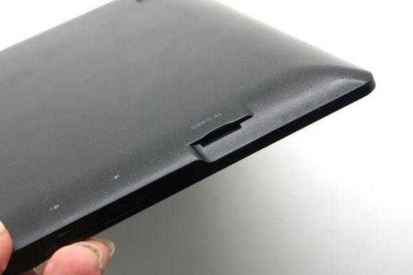 7-Zoll-Dual-Core-Tablet A23 Q88 mit kapazitivem Multi-Screen, 512 MB 4 GB