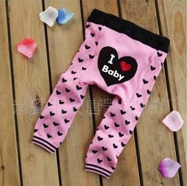 2012 en iyi satış melee bebek tozluk seviyorum anne papa bebek külotlu çorap pantolon çorap kot erkek kız legging