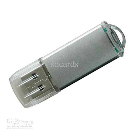 USB 2.0 Cap U disk 16GB Flash Memory Pen Stick Drive YG-023 DHL shipping
