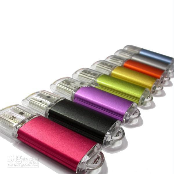 USB 2.0 Cap U disk 16GB Flash Memory Pen Stick Drive YG-023 50pcs DHL shipping