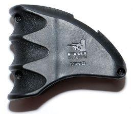 Wholesale Wholesale Ar15 - 2pcs FAB MWG Magazine Well Black Grip for AR15 M16 M4(MWG-BK