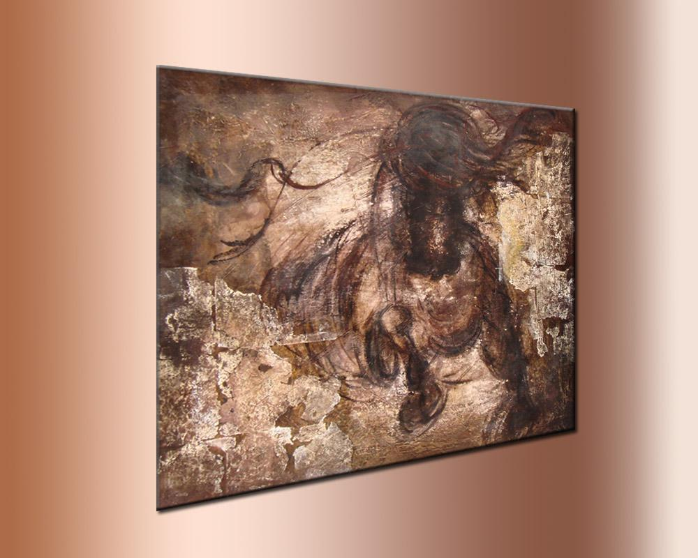 Wall Art Horses 2017 wall art ,galloping horse oil painting,handpainted ,thick