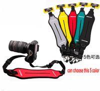 ingrosso cinghia di fissaggio rapida della macchina fotografica della spalla-Tracolla a tracolla con tracolla a sgancio rapido a tracolla per fotocamera reflex digitale DSLR