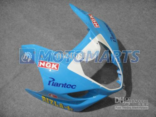 真新しいボディキットフェアリングキットスズキGSXR1000 2003 2004 K3 GSXR 1000 03 04 04 Free Windscreen
