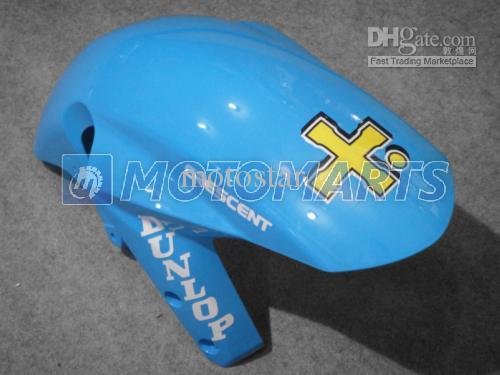 Brand New Body Kit Fairing Kit för Suzuki GSXR1000 2003 2004 K3 GSXR 1000 03 04 Gratis vindruta