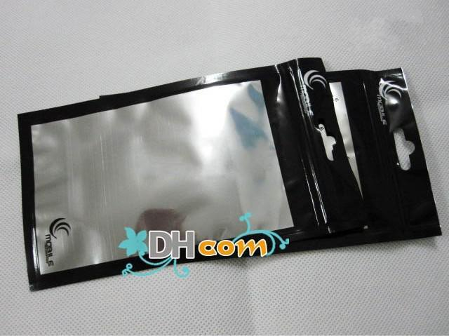 Plastic Retail Packaging Package Pouch Bag for Mobile Phone case Accessories