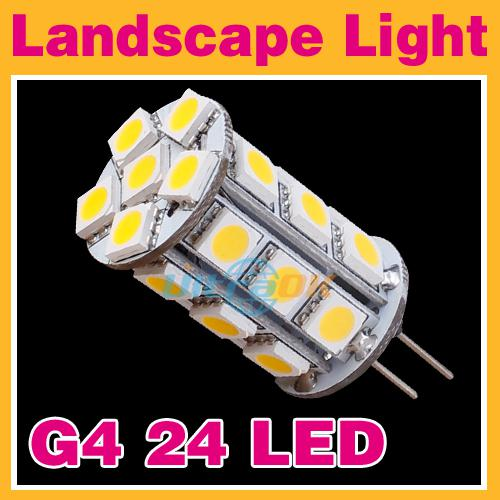 12v 24v Smd 24 Led Light Bulb L& G4 Landscape Lighting Bi Pin Base White Automotive Light Store Automotive Lighting From Ultraok $8.31| Dhgate.Com  sc 1 st  DHgate.com & 12v 24v Smd 24 Led Light Bulb Lamp G4 Landscape Lighting Bi Pin Base ...