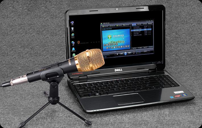 Hot Selling Takstar PC-K120 Professionella mikrofoner för inspelning KTV On-Sage Performan PK Fri frakt