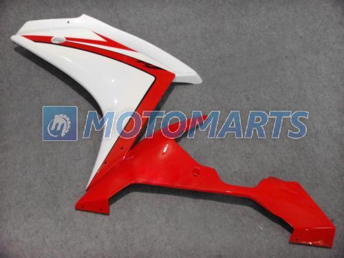 Kropps kit för Yamaha YZF-R1 2007 2008 YZF R1 07 08 YZF-R1 YZF1000 Full Fairing Windshast