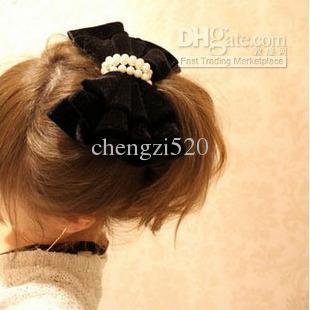 ヴィヴィウィンド3美しい髪の弓の逆らい縁のクランプ高級ヘアジャレー