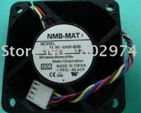 Wholesale processor server resale online - NMB KL W B86 V A For Dell PowerEdge Server Fan PSD1206PMBX A AVC B06038B12G mm