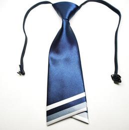 NUOVE cravatte donna ascot tinta unita cravatta blu scuro cravatta cravatta per le donne 8colors cravatta L07 da