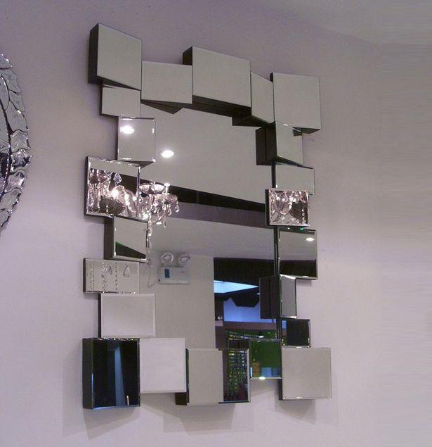 Acquista Mr 201041 Decorazione Specchio Parete Di Vetro Con Un ...
