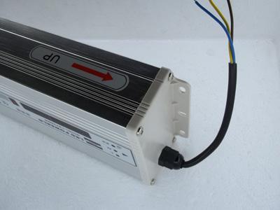 SANPU, 12v o 24V con potencia de conmutación LED de 350W de salida CE, fuente de alimentación LED a prueba de lluvia, entrada V 220VAC, para tira de led