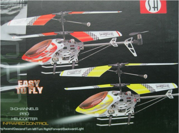 top popular Direct Marketing Mirage 6020 RC Helicopter Radio control toys with retail package 2020