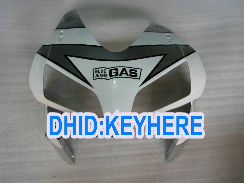 Kit de carénage ABS H17 Injection blanc repsol aftermarket pour Honda 2003 2004 CBR600RR 03 04 CBR 600RR