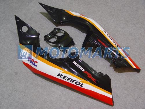 REPSOL Karosserie FÜR Honda CBR250RR MC19 1987 1989 CBR 250 RR 87 88 89 CBR250 Verkleidungssatz Windschutzscheibe