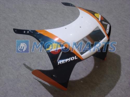 Free Customize fairings for Honda NSR250R MC21 PGM3 90 91 92 93 NSR 250R MC 21 repsol Body Kit Fairing parts