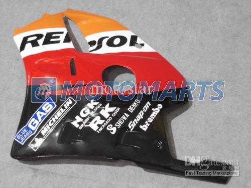 REPSOL Verkleidungssatz Für Honda CBR250RR MC22 1990-1994 CBR 250RR CBR250 91 92 93 94 Motorradverkleidungssatz