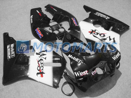 honda cbr fairings west NZ - WEST body fairing kit For Honda CBR400RR MC23 88 89 90 CBR 400 RR NC23 1988 1989 1990