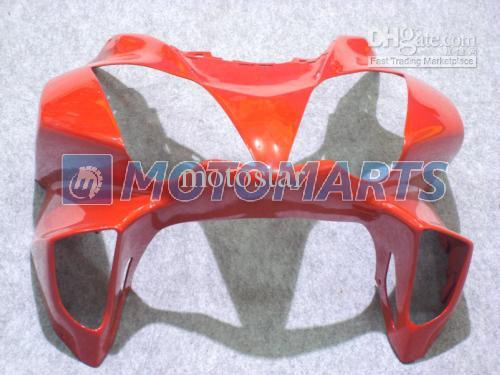 Honda 1998 - 2001 VFR800RR 인터셉터 VFR800 VFR 800 98 99 00 01 용 고급 오렌지 페어링 키트