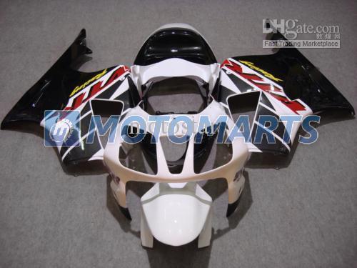 Honda VTR 1000 R 1000R VTR 1000 RVT1000 SP1 SP2 RC51赤ホワイトブラックフェアリングキット