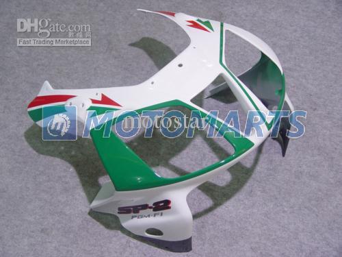 ホンダVTR 1000 R 1000R VTR 1000 RVT1000 SP1 SP2 RC51フルセットフェアリングキット用カスタムボディ
