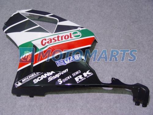 Honda VTR 1000 R 1000R VTR1000 RVT1000 SP1 SP2 RC51 전체 세트 페어링 키트