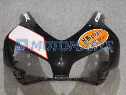 Gratis Custom Road Racing Fairing Kit för CBR1000RR 2004 2005 CBR1000 RR 04 05 CBR 1000 Injection Mold Fairings Kit