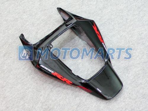 Röd flamma / Balck Insprutning Mote Fairing Kit för Honda CBR1000RR 2004 2005 CBR1000 RR 04 05 CBR 1000 Fairings Parts