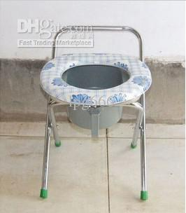 2017 Toilet Seat For The Elderly Toilet Folding Commode Chair
