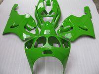 kit zx7r achat en gros de-K7603 Kit de carénage vert pour KAWASAKI Ninja ZX7R ZX-7R ZX 7R ZZR 750 1996 - 2003 96 97 98 99 00 01 02