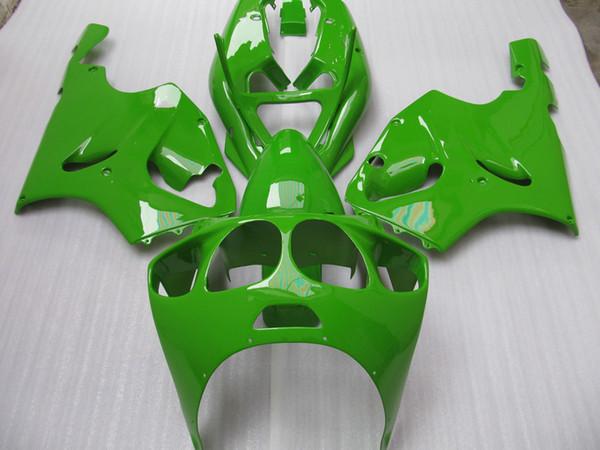 K7603 Green Fairing Kit for KAWASAKI Ninja ZX7R ZX-7R ZX 7R ZZR 750 1996 - 2003 96 97 98 99 00 01 02