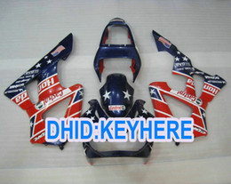 Race Honda Canada - H100 Fullset ABS bodywork fairings for Honda CBR900RR 929 2000 2001 CBR 900RR 00 01 racing fairing