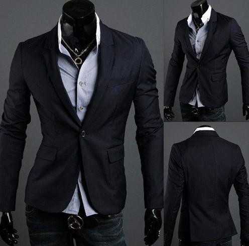 2017 New Style Men's Casual Suit / New Men's Jackets 0x14 02 From ...