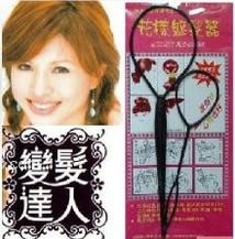 Wholesale Hair Stick Pull - [OC041]hairdressing figure pull hair needle ,hair tools ever-changing dish hair stick