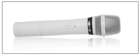 Nuovo sistema di microfono wireless VHF TAKSTAR TS-6720 VHF professionale Microfono per l'ingegneria Karaoke caldo 50%