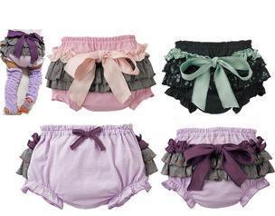 Children Girl Cute Black / Purple / Pink Cute Bow Cake Skirt ...