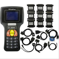 Wholesale Transponder Code Tools - New version T300 T-CODE AUTOMAM car key programmer transponder key programmer auto diagnostic tool