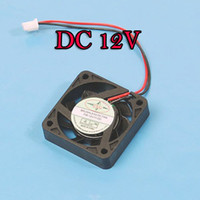 Wholesale x DC V Pin Brushless Cool Cooler Fan For VGA Graphics