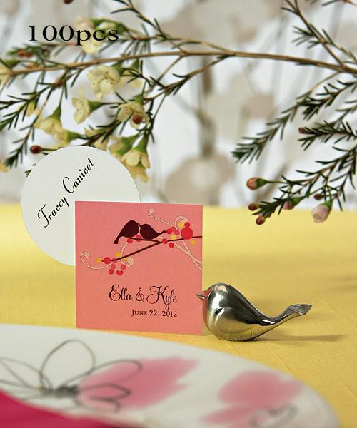 Love Dove Wedding Card Holder With Matching Card Best For Wedding