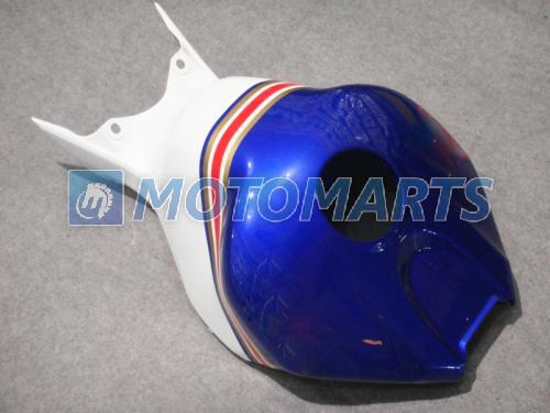 Blue Rothmans Injektionsgjuten Fairing Kit för Honda CBR 1000 RR 06 07 CBR1000 CBR1000RR 2006 2007