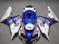 rondas azuis de honda dos rothmans venda por atacado-Azul Rothmans moldado por injeção kit carenagem Para Honda CBR 1000 RR 06 07 CBR1000 CBR1000RR 2006 2007