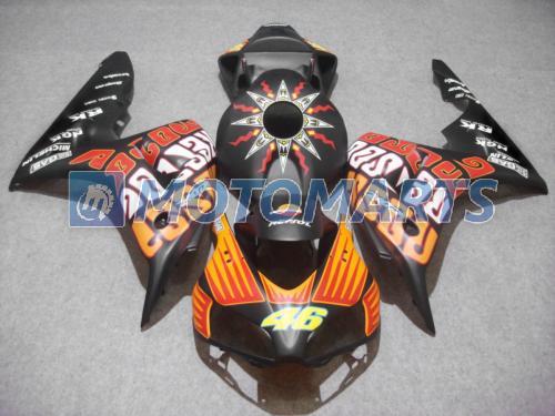 Matte Farbe Spritzguss Verkleidungskit für Honda CBR 1000 RR 06 07 CBR1000 CBR1000RR 2006 2007