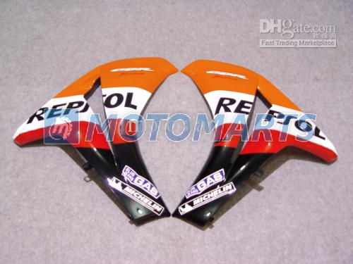 CBR1000RR 용 인젝션 페어링 키트 CBR1000 08 09 10 CBR 1000RR 2008 2009 2010 2011 REPSOL