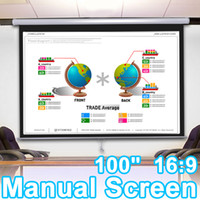 Wholesale 100 Projector Screen
