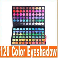 Wholesale track tracking number - Hot New Eye Makeup Pro Full Color Eyeshadow Palette Eye Shadow Makeup with tracking number