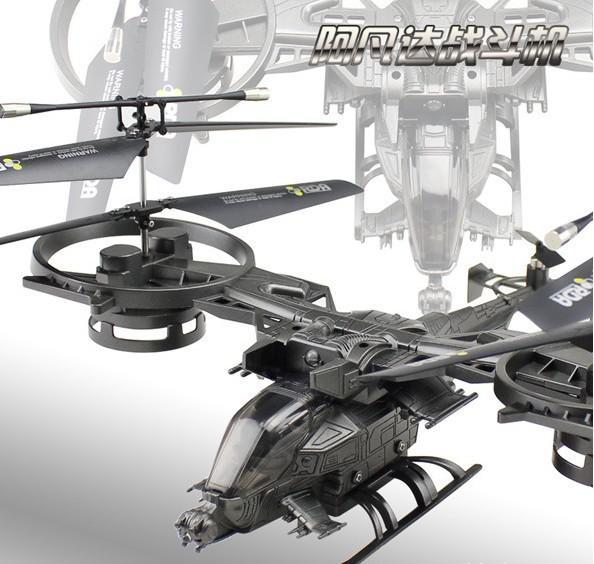 YD711 Avatar 2.4G 4ch Uzaktan Kumanda Helikopter GYRO YD-711 rc Modeli Gerçek Avatar Helikopter